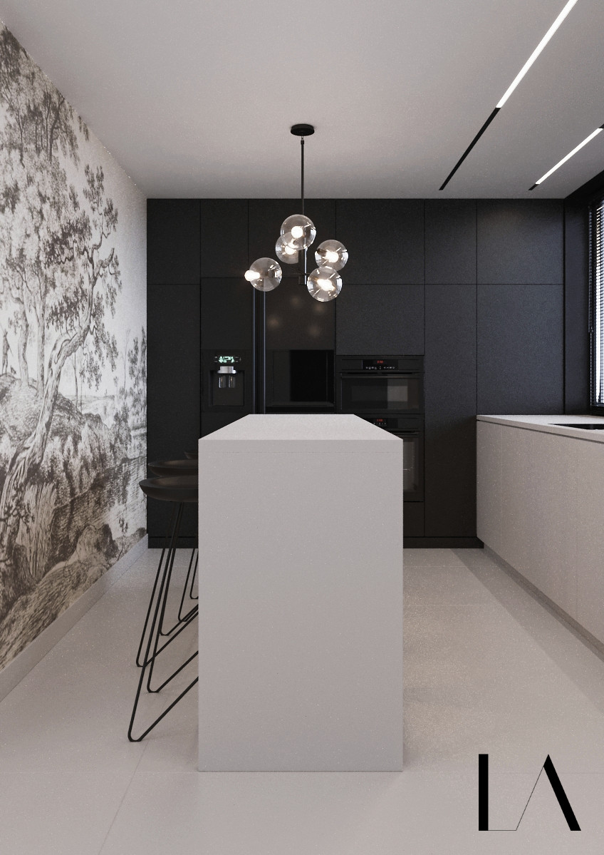Kuchnia Libra Architekci
