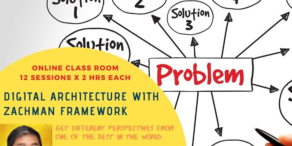 Digital Architecture Workshop (Online Live Session), 11 Aug - 26 Aug