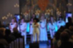 Crystal Gospel Choir