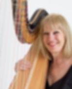 Audrey Harpist