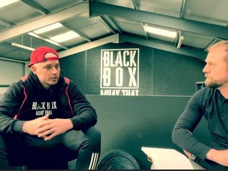ELEV8 & BLACK BOX MUAY THAI