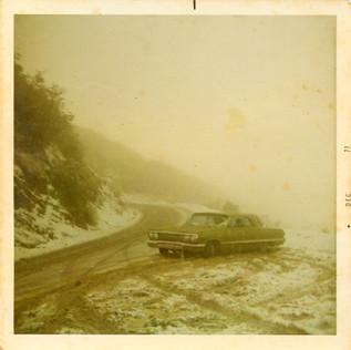 Stylistics Car Club road trip, 1971