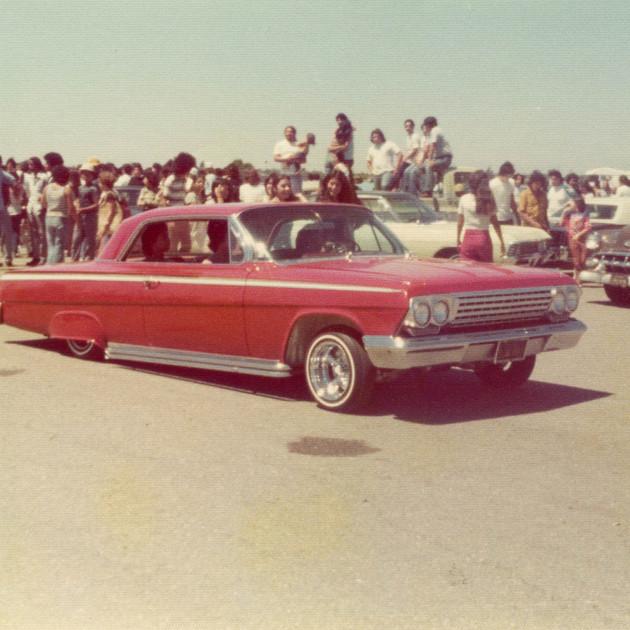 New Classics Car Club car show, Ventura, 1970