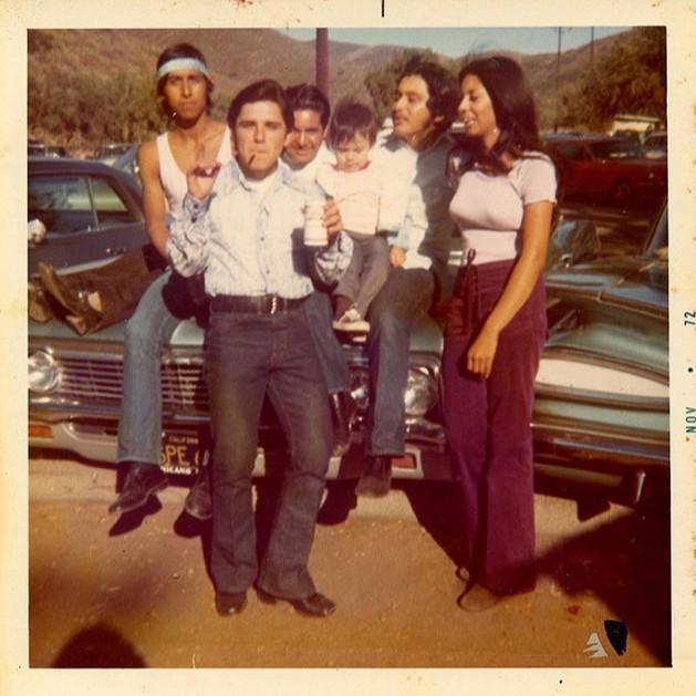 Stylistics Car Club, Ventura, 1972