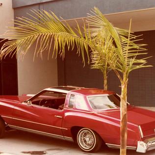 1974 Monte Carlo, Centerpoint Mall, Oxnard, 1980s