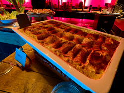 Buffet, Live-Cooking, Ambiente