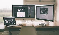 Web Design, Webauftritt, Marketing