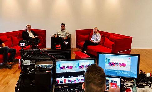 Digital Event, Hybrid Event, Online Event, Livestream Equipment Emsland