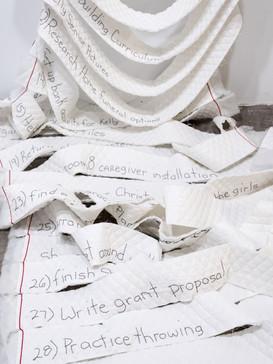 Overwhelmed - To-do list - detail