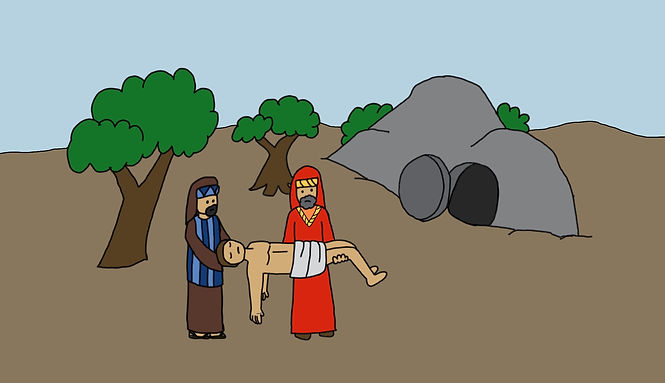 Jesus into tomb color.jpg
