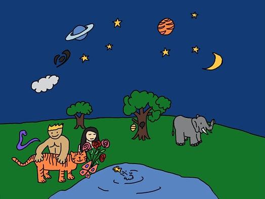 Adam and Eve garden Color.jpg