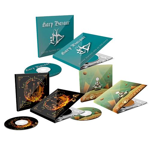 3 Albums Bundle
