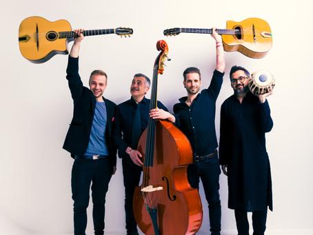 Filippo Dall'Asta Quartet Live at The Hampstead Jazz Club – 31 May 2019