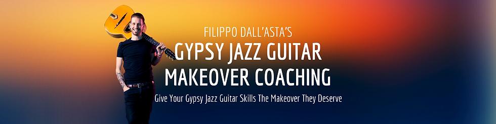 Copy of Gypsy Jazz Guitar Makeover Coach