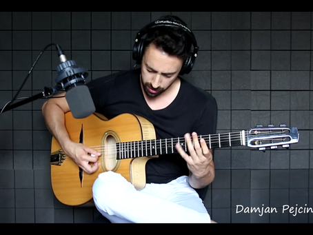 Djangology – Damjan Pejcinoski & Filippo Dall'Asta