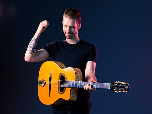32 x 1 hour Skype Guitar Lessons