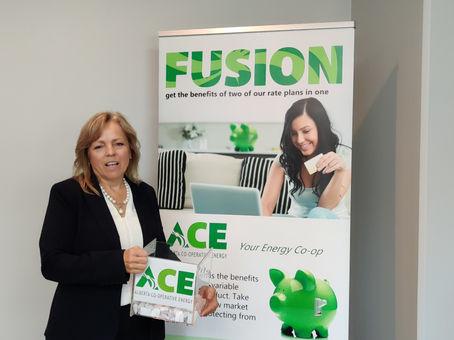 ACE Customer Bonus Draw Completed Oct 7, 2020