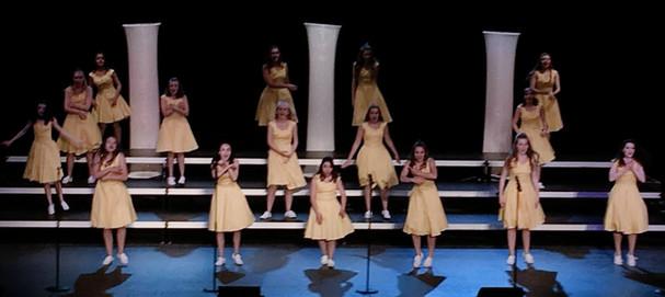 Ladies Performing
