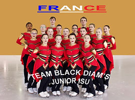 Black Diam's Juniors