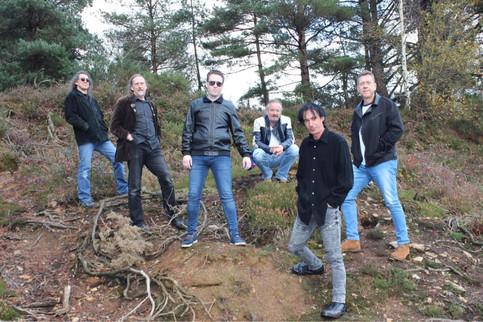 New band line up ready for HRH Prog 2018