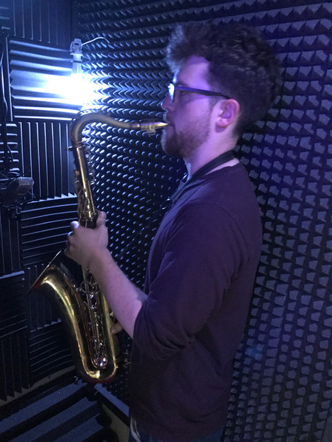 Saxophone & Violin