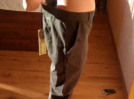 Von der Odyssee eine Hose zu finden - Randgrößen