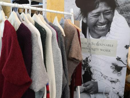 Faire Mode auf der Fairhandeln 2019 - Teil 2