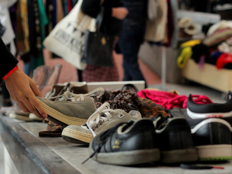 Second Hand Teil II - Shopping-Eldorado