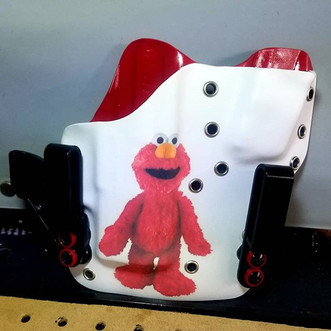 How about a little ELMO!!! Fits the Sig