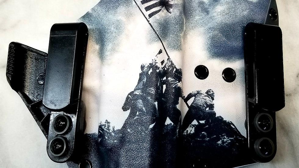 Battle of Iwo Jima A.I.W.B. holster