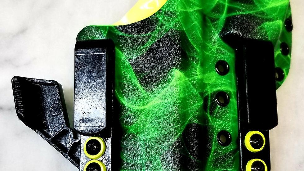 Zombie Green Smoke and Yellow A.I.W.B RH