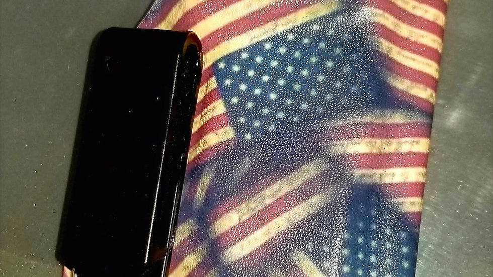 Flags,  I.W.B. RH Holster