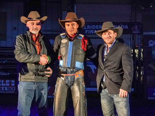 Three BRC Titles for Brazilian Marcos Gloria