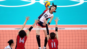 Volleyball Highlight : A Closer Look at Back Court Offensive Spike (Pipe)