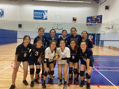 Phoenix Volleyball Invitational 2019 (Pre-Season 2020)