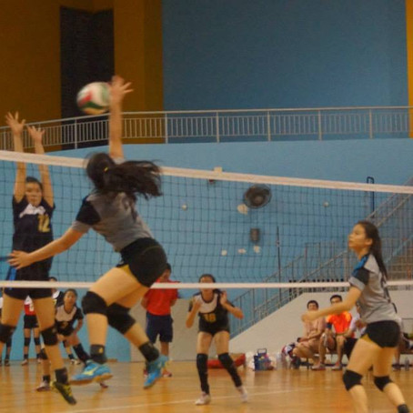 Alternate Voice : To promote a Vibrant Volleyball Championship for S'pore Schools