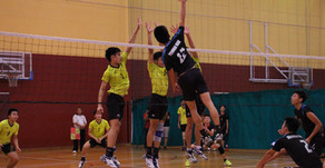 National School Volleyball 2015 - 'A' Division Boys Semi-final (VJC vs DHS)