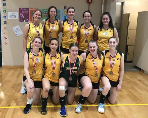 Husky Growl Volleyball Tournament 2019