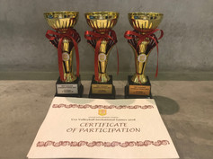 Trophies & Certifications