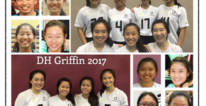 Volleyball Ace Academy | D.H.Griffin