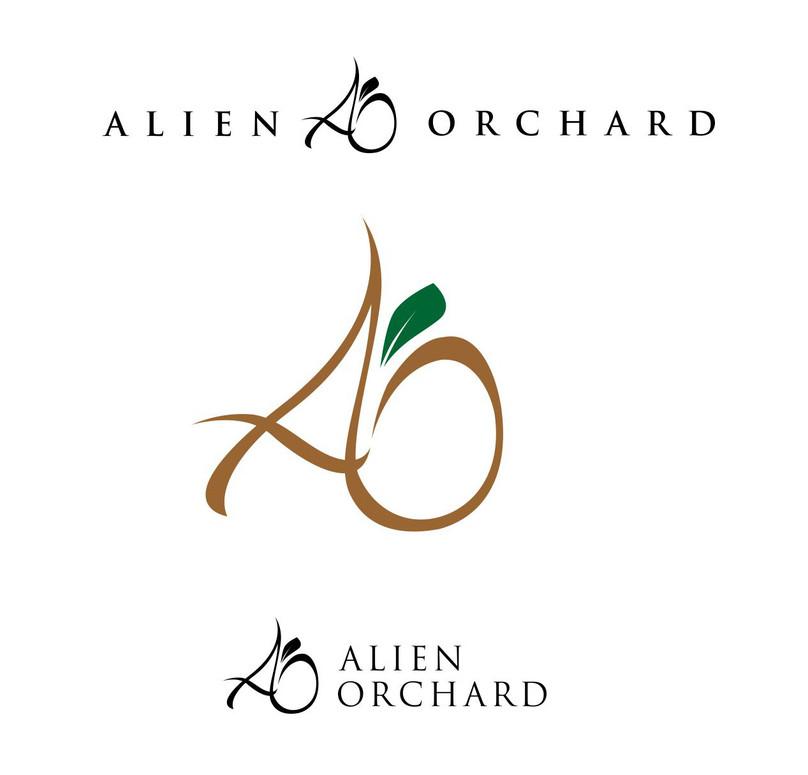 Alien Orchard Logo