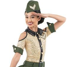 Military Maid