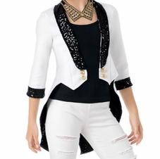 White Tail Coat