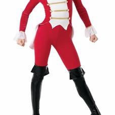 Red Coat Unitard