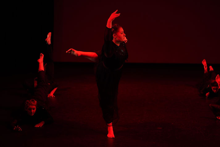 Theatre Blacks Dress Rehearsal 4-12-2019