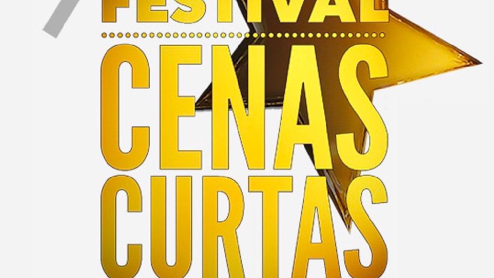 PASSAPORTE PARA O 7° FESTIVAL CENAS CURTAS
