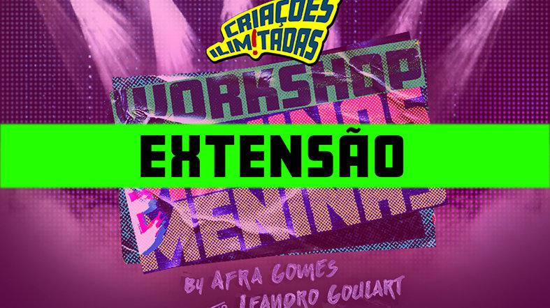 Workshop MeM 2 • EXTENSÃO