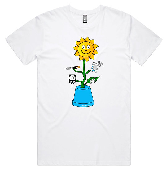 Unisex Type 1 Sunflower Tee