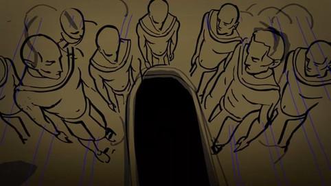 Horus  initial animatic