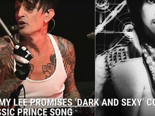 "Tommy Lee Promises ""Dark & Sexy"" Cover of Prince Classic"